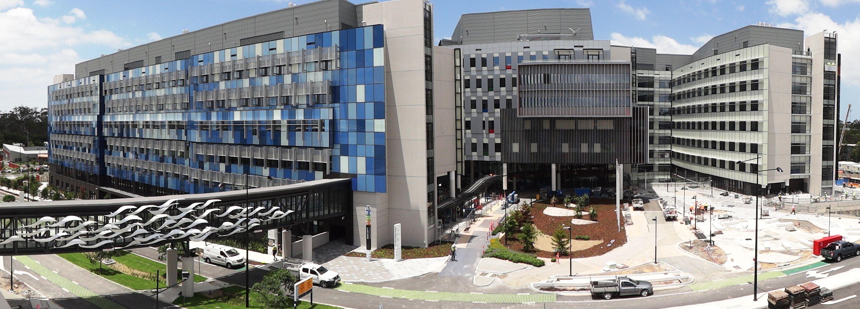 Gold coast university hospital accommodation aqualine resort - Griffith university gold coast swimming pool ...