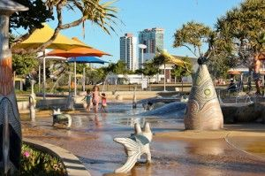 Accommodation near the Broadwater Parklands Gold Coast