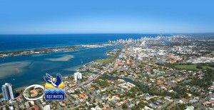 Gold Coast Broadwater accommodation