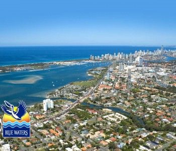 Gold Coast Broadwater accommodation