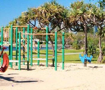 Broadwater parklands Gold Coast