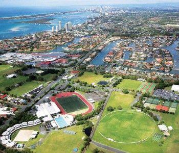 Gold Coast Sporting facility Runaway Bay